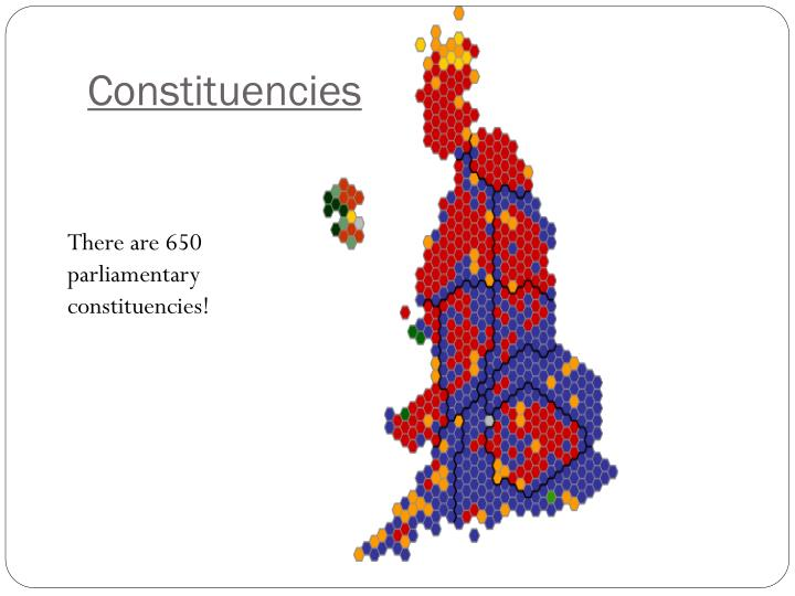 Constituencies