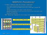 memphys photodetection