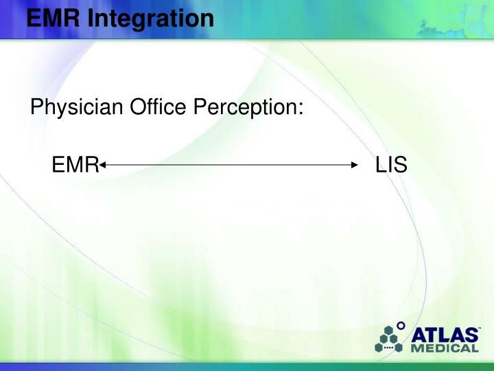 EMR Integration