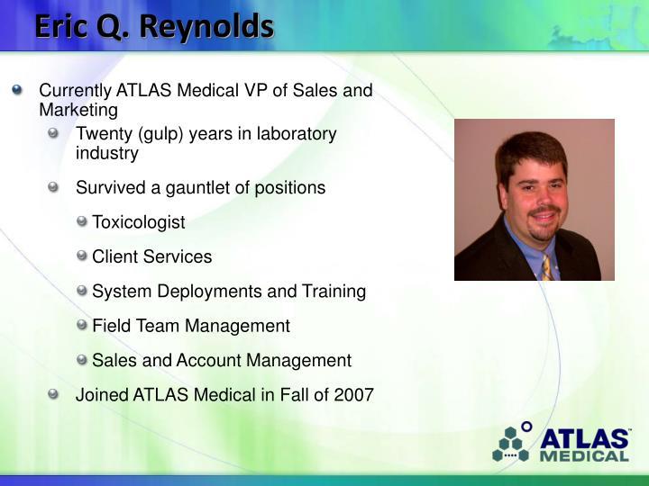 Eric Q. Reynolds