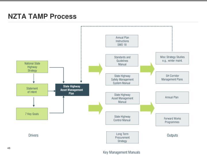 NZTA TAMP Process