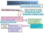software architecture7
