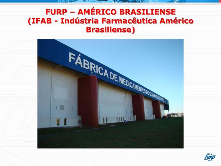 FURP – AMÉRICO BRASILIENSE