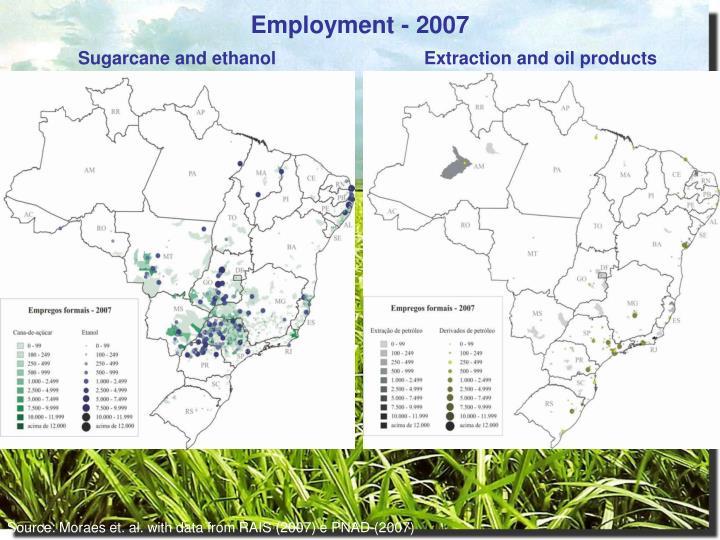 Employment - 2007