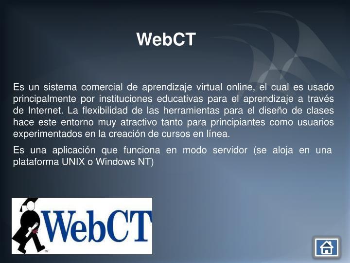 WebCT