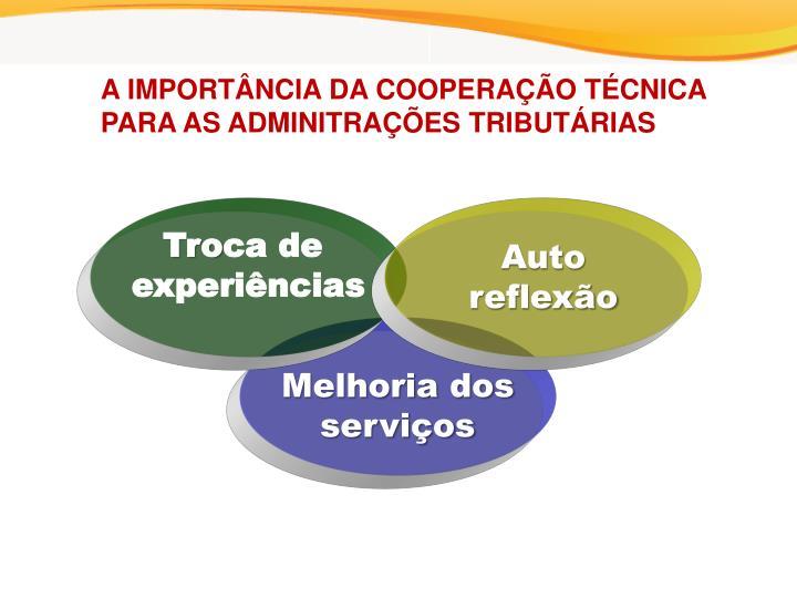 A IMPORTÂNCIA DA COOPERAÇÃO TÉCNICA