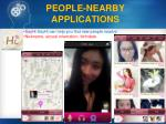 people nearby applications7