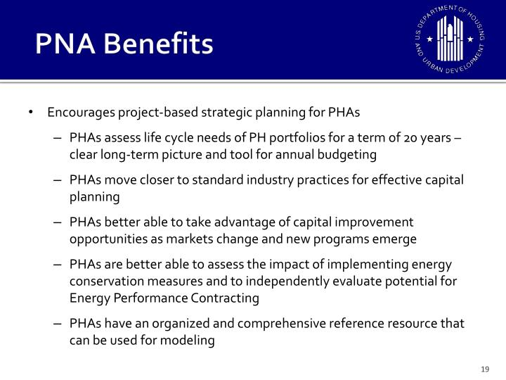 PNA Benefits