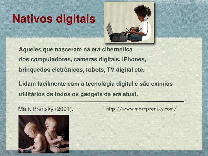 Nativos digitais