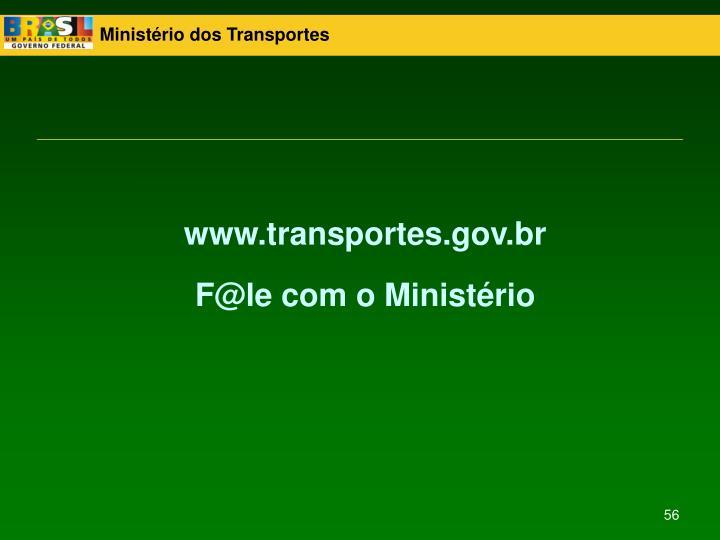 www.transportes.gov.br