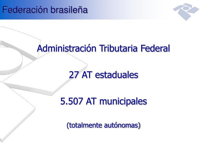 Federación brasileña