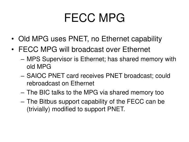 FECC MPG