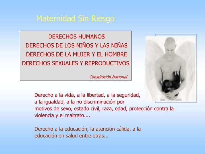 Maternidad Sin Riesgo