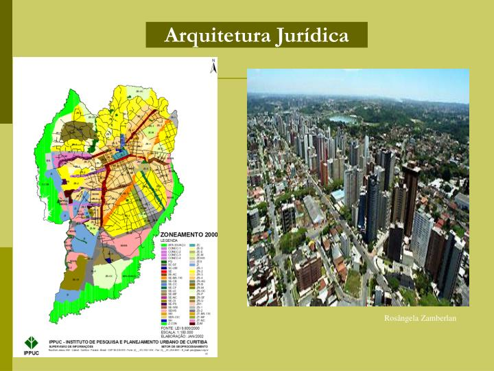 Arquitetura Jurídica