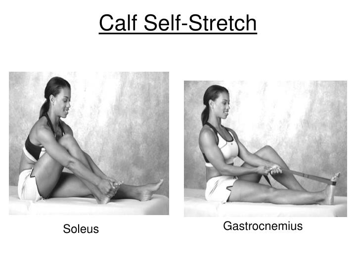 Calf Self-Stretch