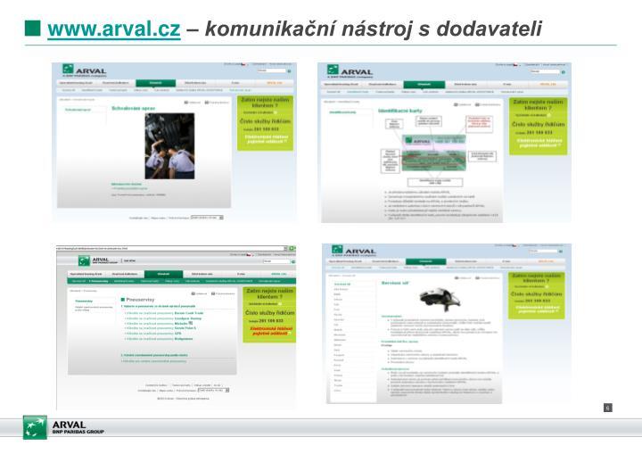 www.arval.cz