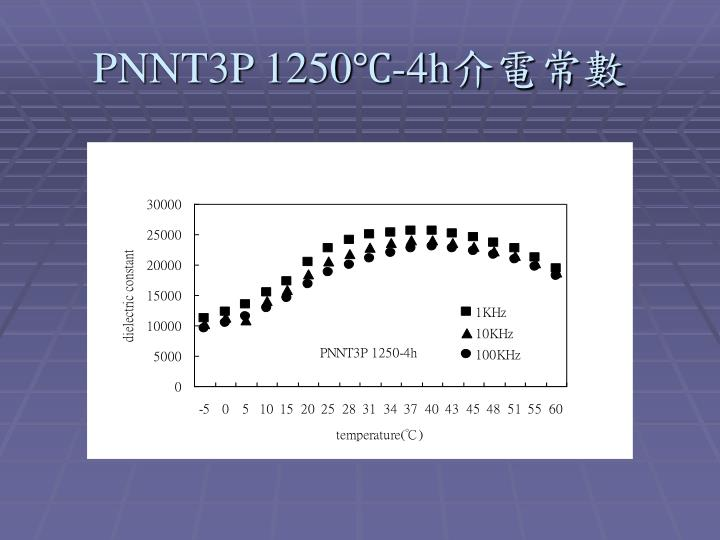 PNNT3P 1250℃-4h