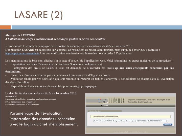 LASARE (2)
