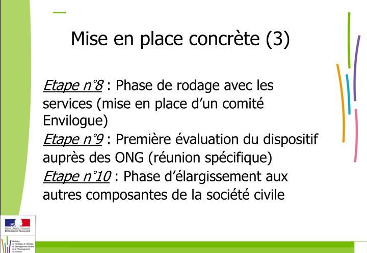 Mise en place concrète (3)