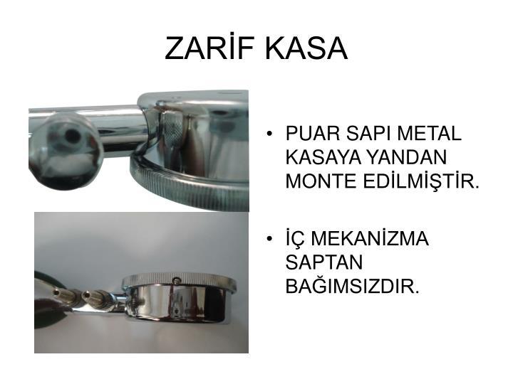 ZARİF KASA