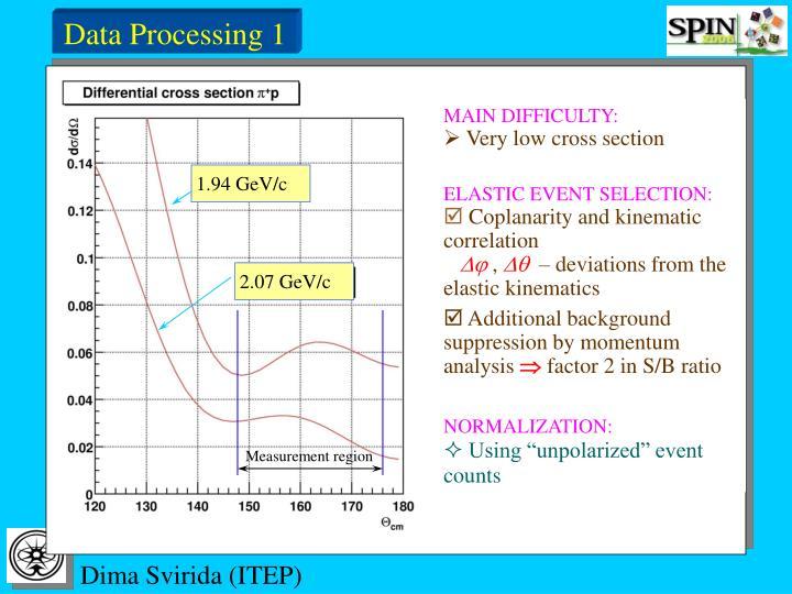 Data Processing 1
