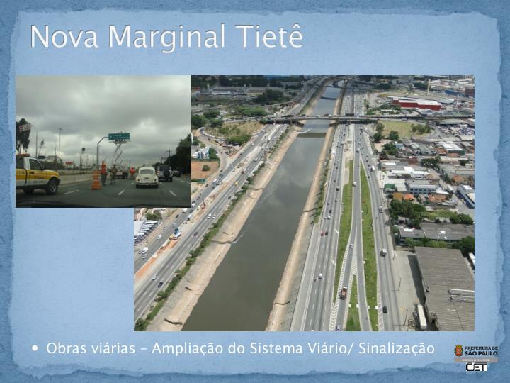 Nova Marginal Tietê