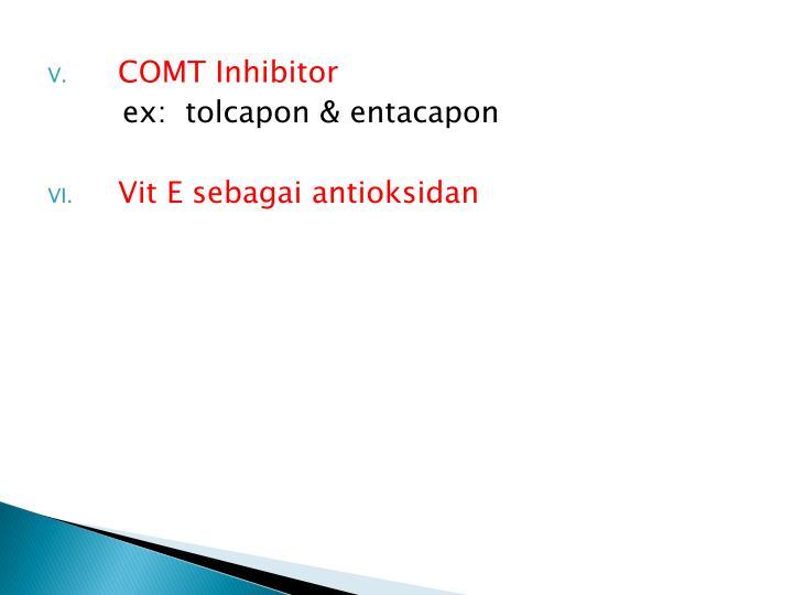 COMT Inhibitor