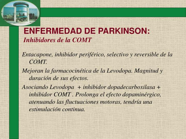 ENFERMEDAD DE PARKINSON: