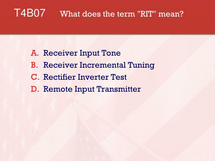 T4B07