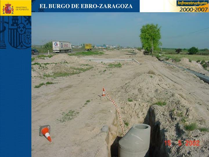 EL BURGO DE EBRO-ZARAGOZA