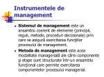 instrumentele de management1