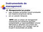 instrumentele de management19