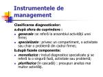 instrumentele de management38