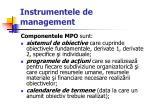 instrumentele de management5