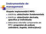 instrumentele de management7