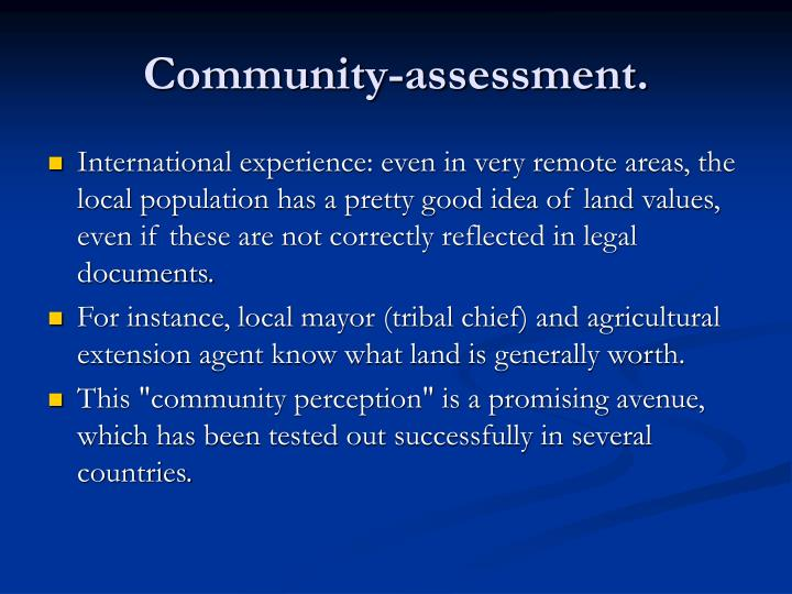 Community-assessment.