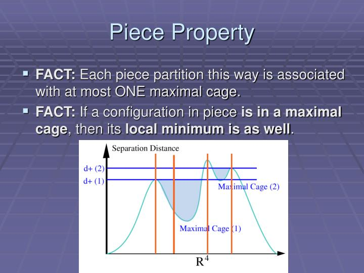 Piece Property