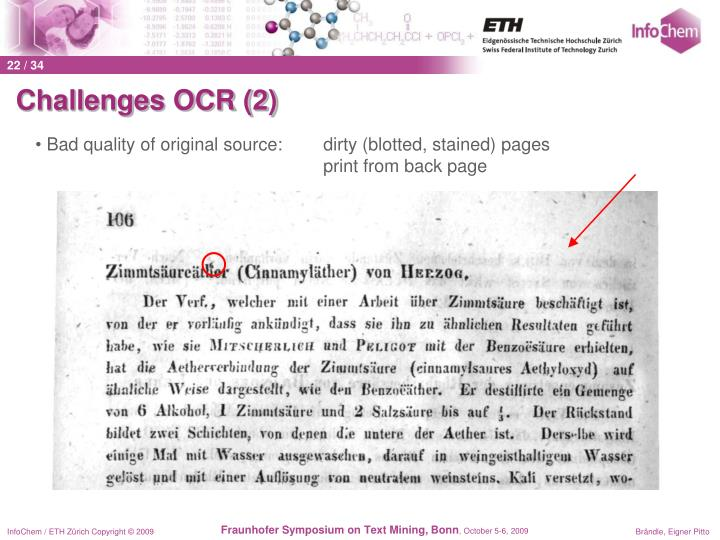 Challenges OCR (2)