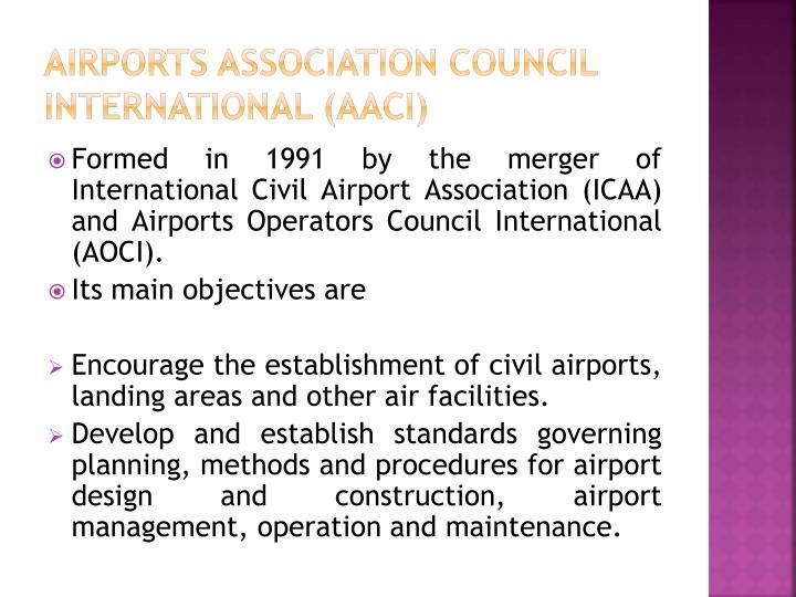 Airports Association Council International (AACI