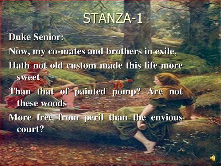 STANZA-1