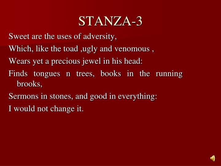 STANZA-3