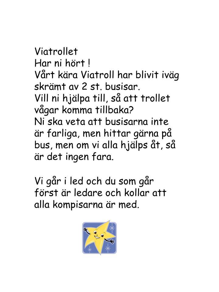 Viatrollet