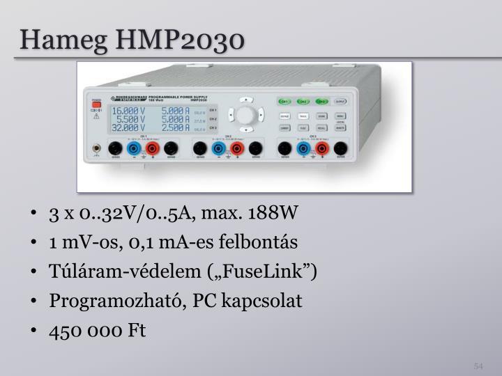 Hameg HMP2030