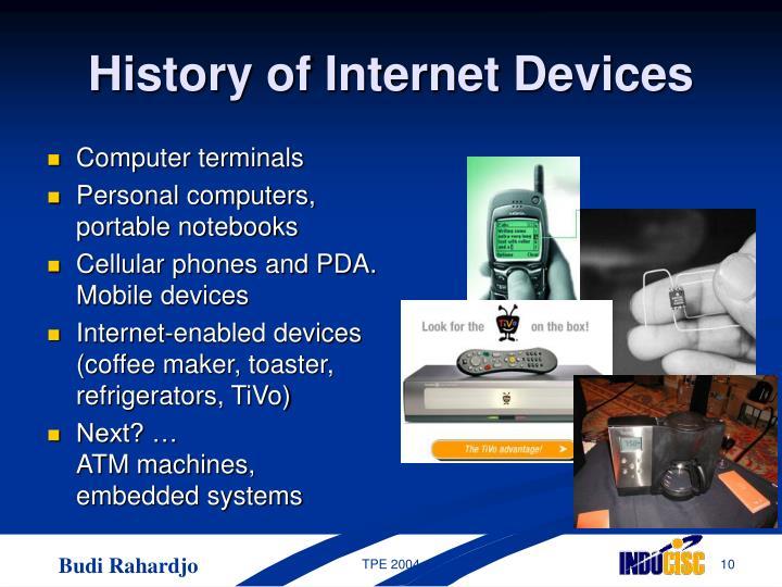Computer terminals
