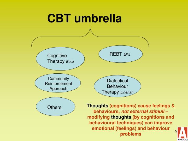 CBT umbrella