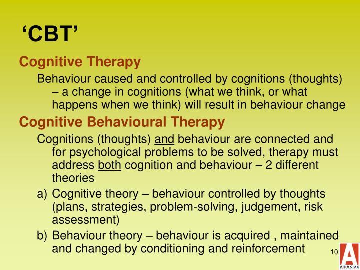 'CBT'