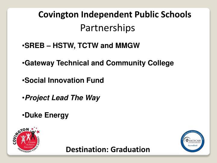 Covington Independent Public Schools