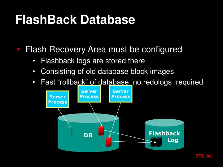 FlashBack Database