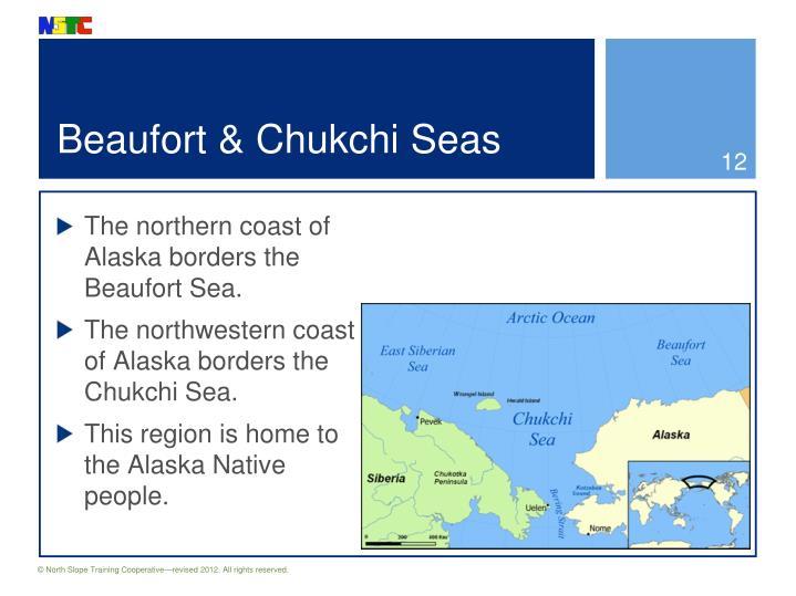 Beaufort & Chukchi Seas