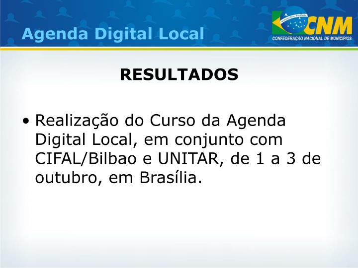 Agenda Digital Local